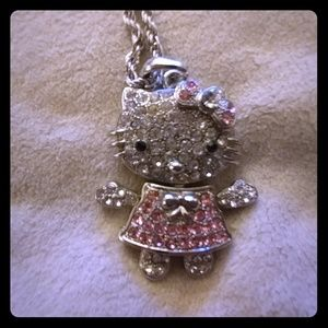 Hello Kitty necklace or charm